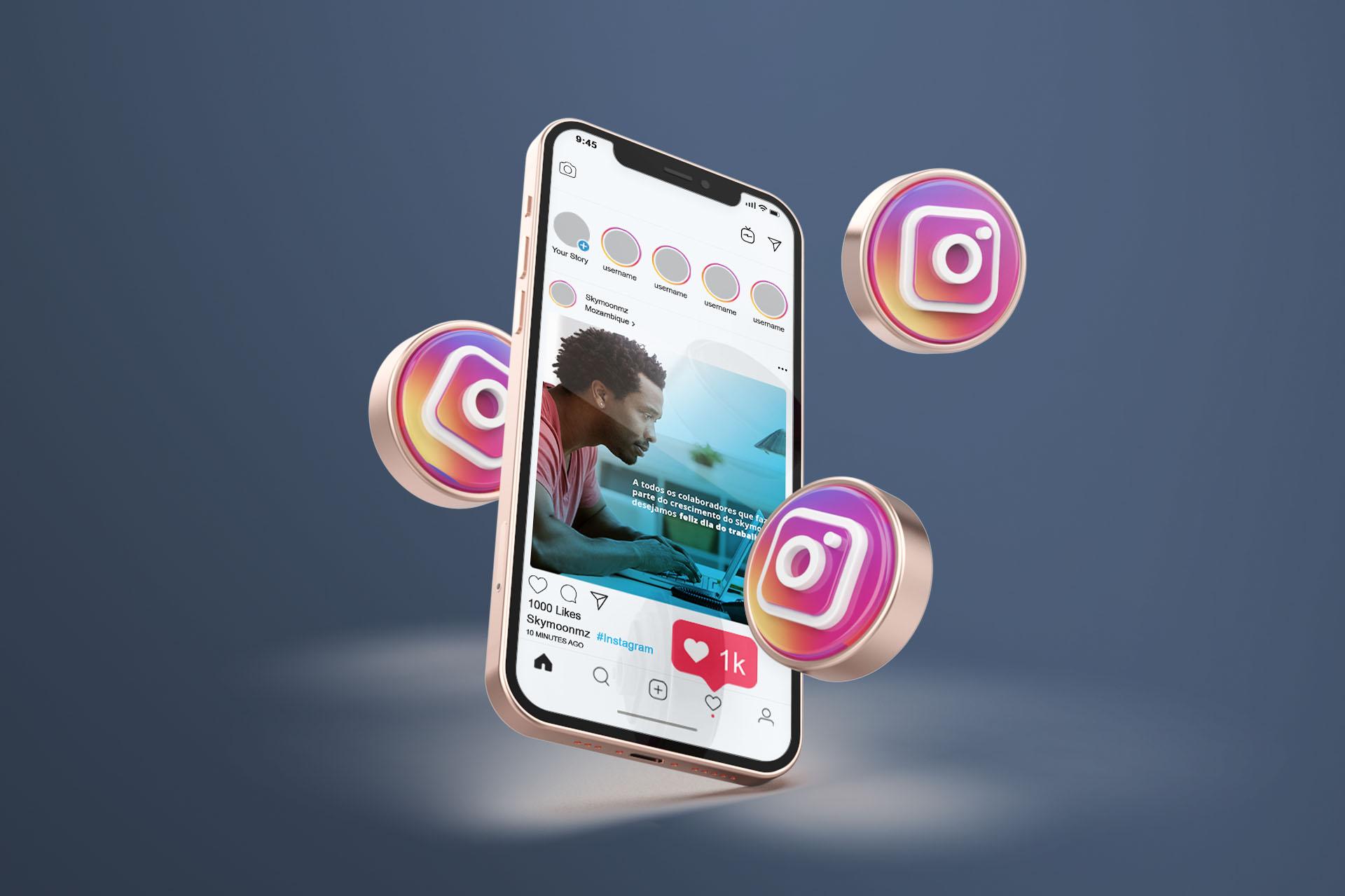 Saiba como anunciar no instagram e fique à frente do seu concorrente